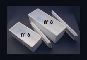 Envases térmicos para postres Nº 6 y 8