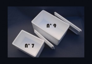 Envases térmicos para postres Nº 7 y 9
