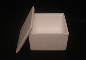 Envase termico para postre caja 24 cm